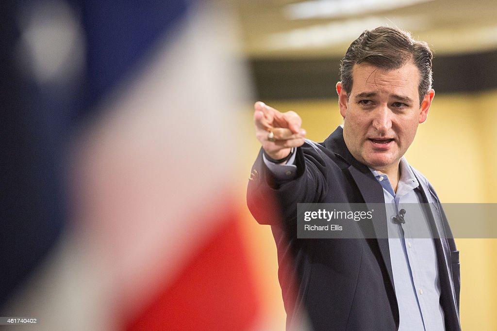 Presidential Hopefuls Address South Carolina Tea Party Convention : News Photo