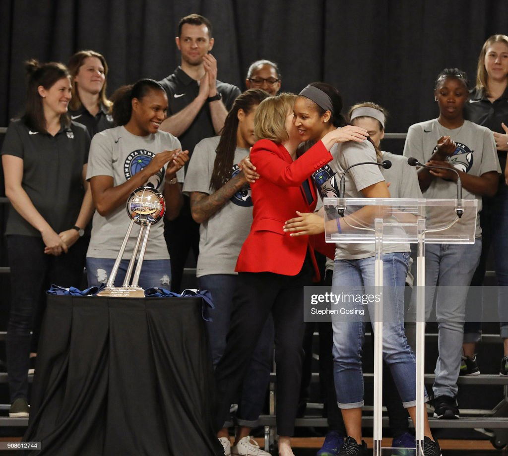 2018 WNBA Community Events