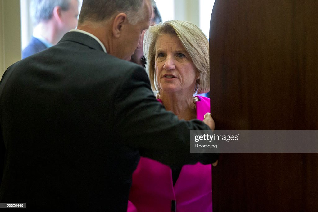 Senator-elect Shelly Moore Capito, a Republican from West