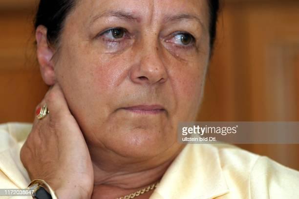 Senatsverwaltung fuer Justiz. Buergermeisterin von Berlin und Senatorin fuer Justiz Karin Schubert