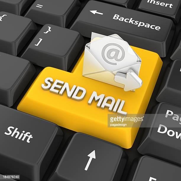 send mail enter key