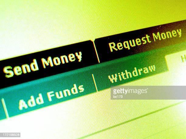 Senden Sie Geld
