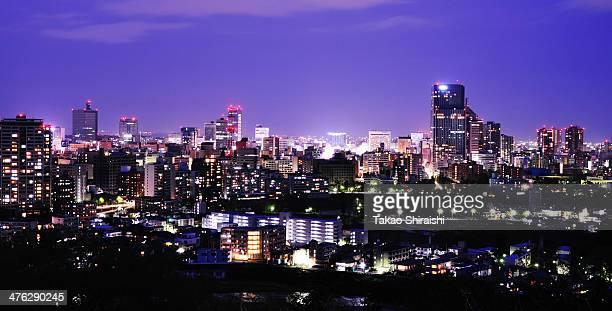 Sendai 19:05