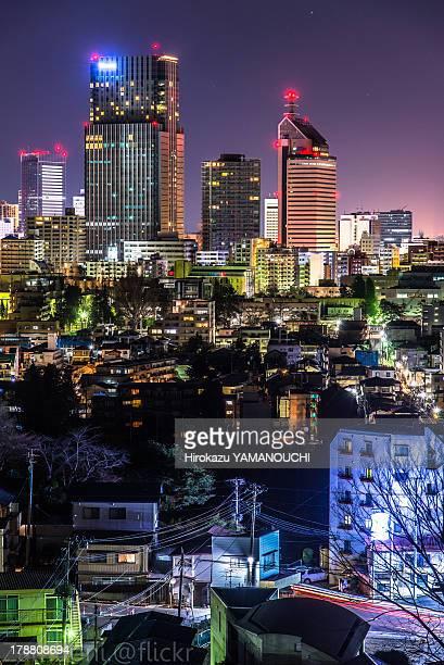 Sendai night