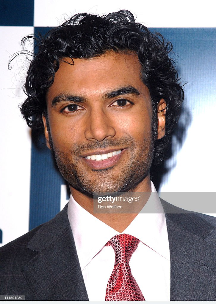 Sendhil Ramamurthy during InStyle Party with Cast and Producers of NBC'S 'Heroes' to Celebrate Golden Globes Nominations at Sunset Tower Hotel in West Hollywood, CA, United States.