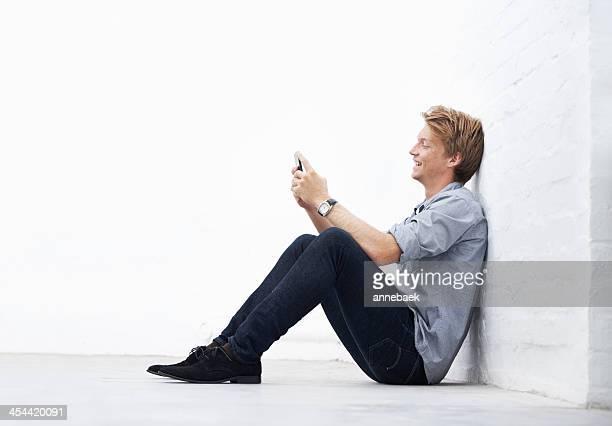 Senden Sie uns eine sms-Nachricht