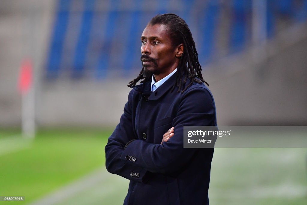 Senegal v Bosnia Herzegovina - international friendly match : ニュース写真