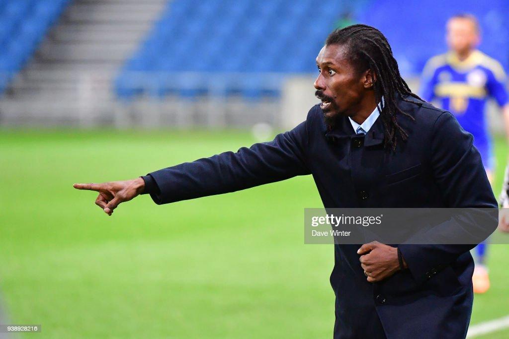 Senegal v Bosnia Herzegovina - international friendly match : Nachrichtenfoto