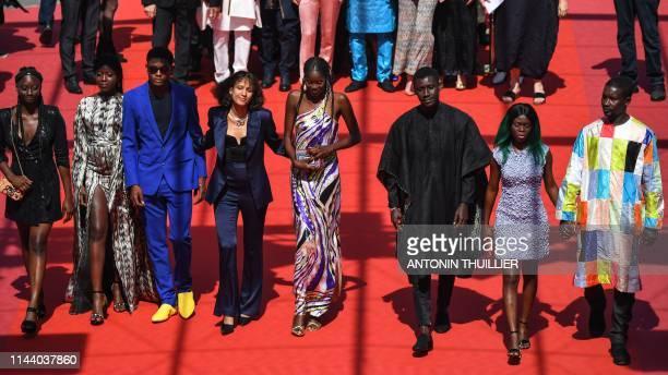 Senegalese actress Mariama Gassama Senegalese actress Nicole Sougou Senegalese actor Ibrahima Traore French actress and film director Mati Diop...