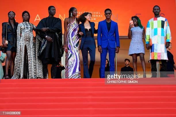 Senegalese actress Mariama Gassama Senegalese actress Nicole Sougou Senegalese actor Amadou Mbow Senegalese actress Mama Sane French actress and film...