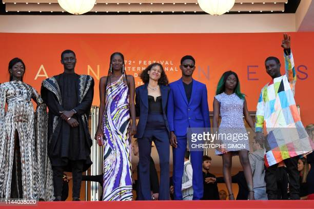 Senegalese actress Nicole Sougou Senegalese actor Amadou Mbow Senegalese actress Mama Sane French actress and film director Mati Diop Senegalese...