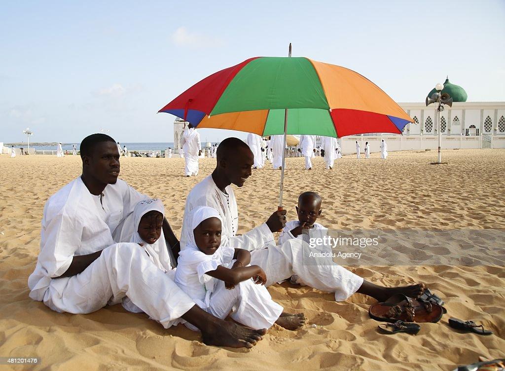 Eid al-Fitr in Senegal : News Photo