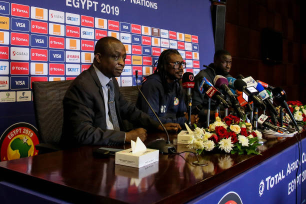 EGY: Senegal v Tanzania:Group C - 2019 Africa Cup of Nations