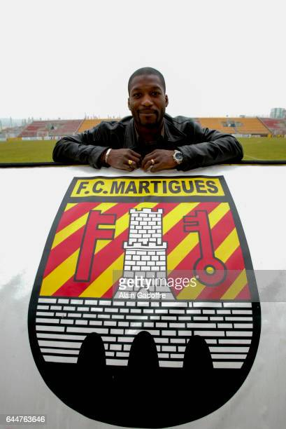 Seni CISSE Magazine Martigues Photo Alain Gadoffre / Icon Sport