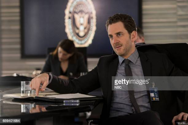 BLINDSPOT 'Senile Lines' Episode 218 Pictured Aaron Abrams as Weitz