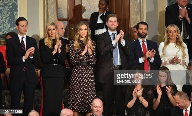 Senior Advisor to the President Jared Kushner Senior Advisor to the President Ivanka Trump Lara Trump Eric Trump Donald Trump Jr and Tiffany Trump...