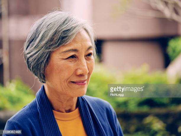 Mature asian ladies pictures Older Asian Women Photos And Premium High Res Pictures Getty Images