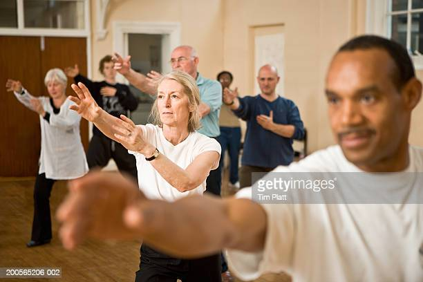 60 Top Tai Chi Class Pictures, Photos, & Images - Getty Images