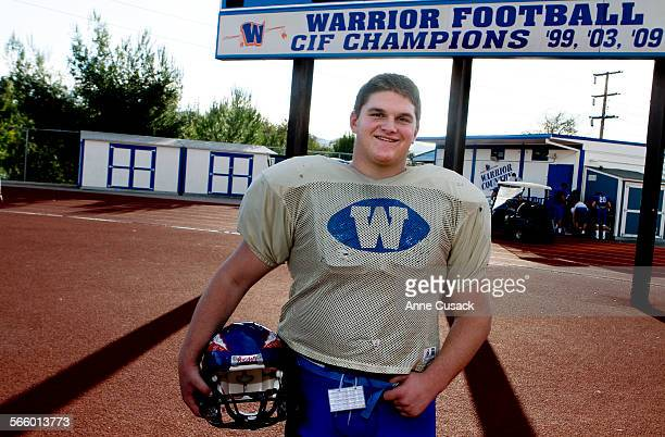 Senior at Westlake High School in Westlake Village Jordie Hannel is a center on the football team on November 29 2011 Hannel has a 47 GPA and got a...