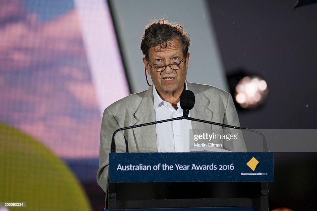 Australian Of The Year Awards 2016 : News Photo