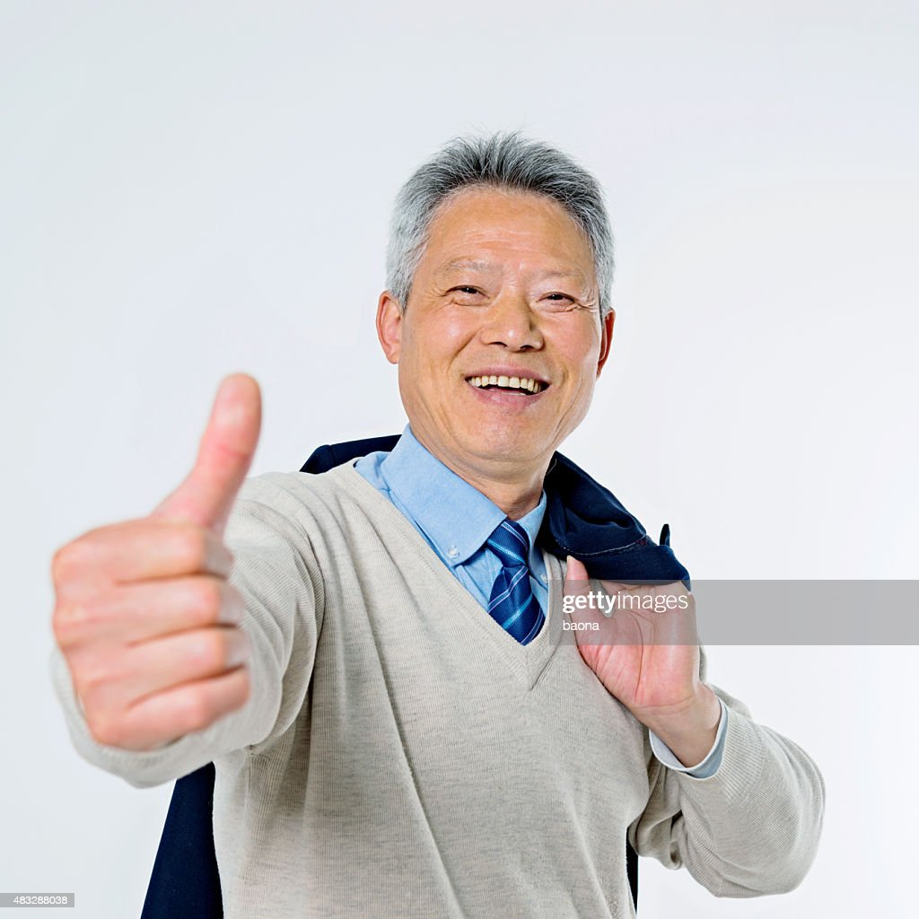 Mature Asian Thumbs