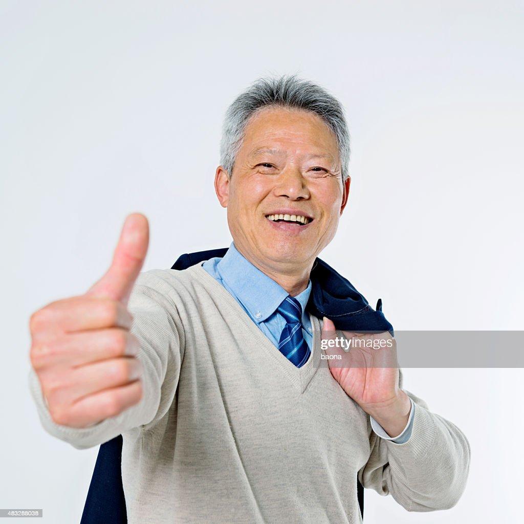 Mature Asian Thumbs