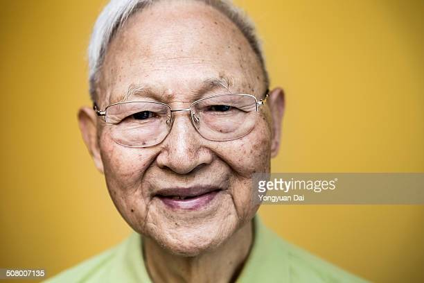 Senior Chinese Man