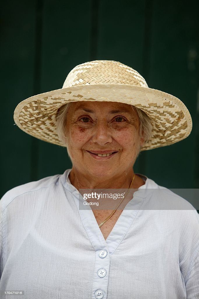 Senior citizen, Italy : News Photo
