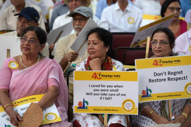 IND: World Elder Abuse Awareness Day Observed