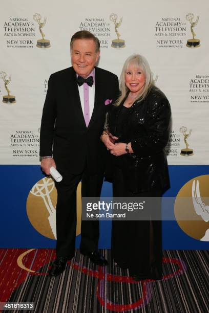 Senior Correspondent PIX11 News at 10 Anchor PIX11 News CloseUp WPIX Marvin Scott and his wife Lorri arrive at the 57th Annual New York Emmy awards...