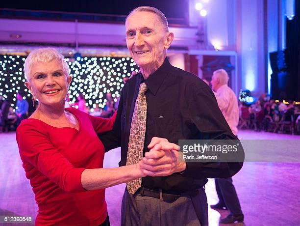 Senior Couple, 77 & 87, at Dancehall