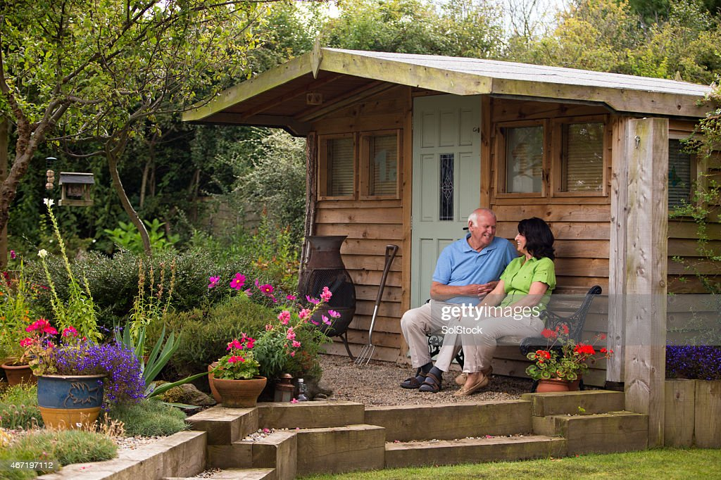 Image result for Garden Shed istock