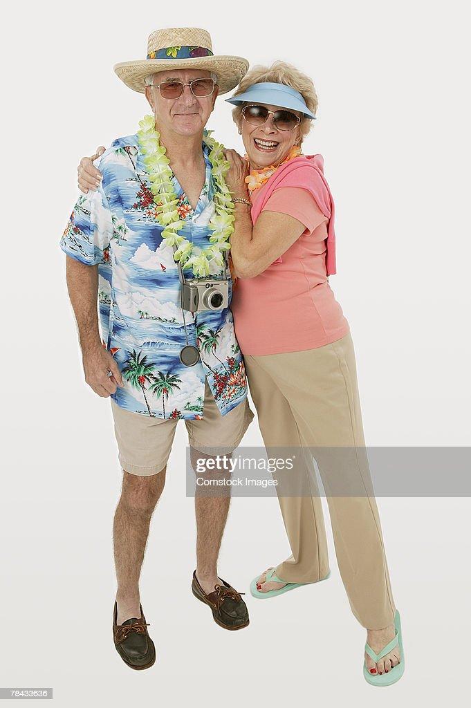 Senior couple : Stockfoto