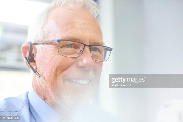 Senior customer services representitve