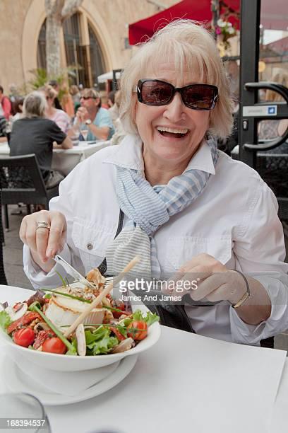 Senior Dining in France