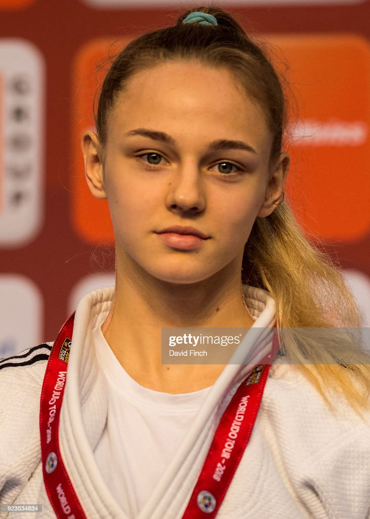 2018 Dusseldorf Grand Slam (23-25 February) : ニュース写真