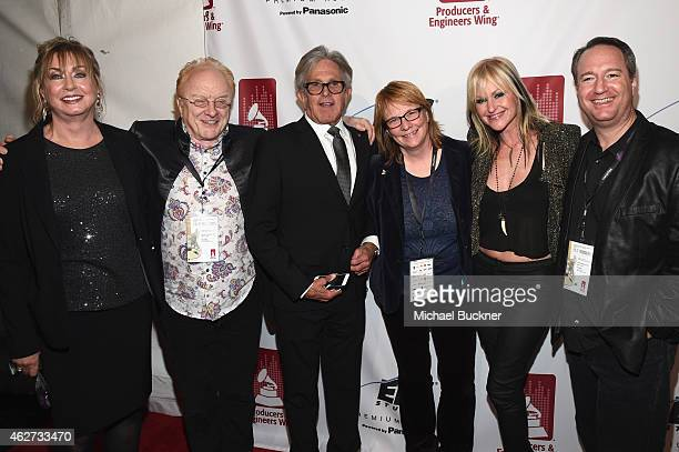 Senior Executive Director of the Producers Engineers Wing Maureen Droney Producer Peter Asher The Village CEO Jeff Greenberg Omnivore Recordings...