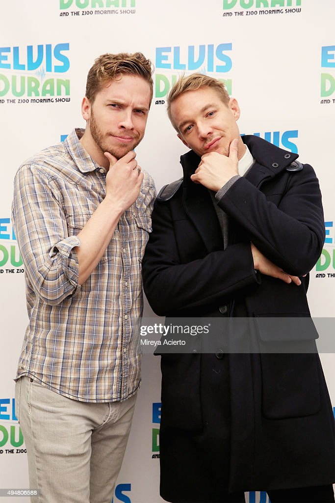 """Diplo Visits """"The Elvis Duran Z100 Morning Show"""" : News Photo"""