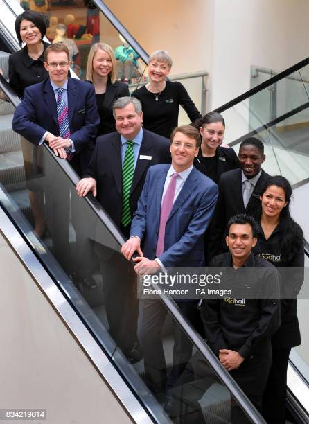 Senior executives Andy Stree Managing Director of John Lewis Mark Price Managing Director of Waitrose Charlie Mayfield Chairman of the John Lewis...