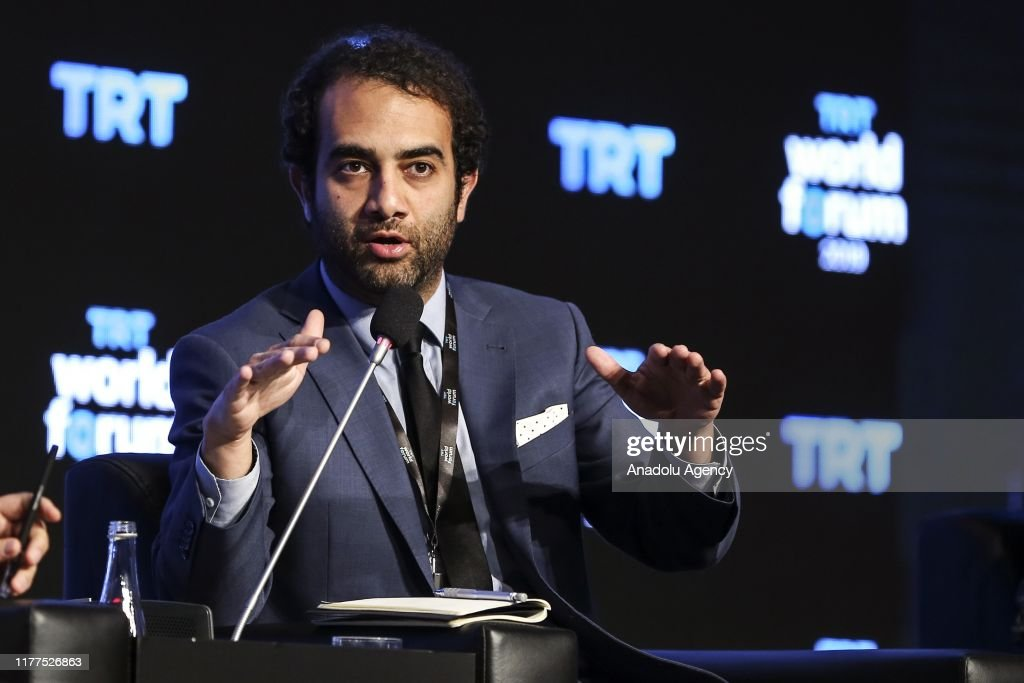 TRT World Forum 2019 : News Photo