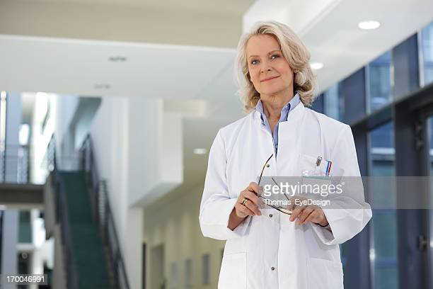 Senior Female Doctor