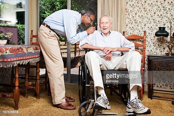 Senior Health Care House Call