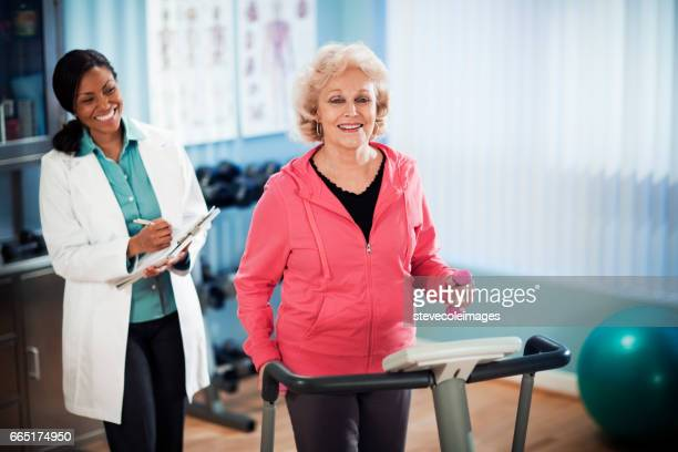 Senior Healthy LIfestyle