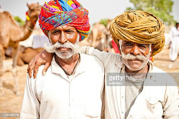 Senior Indian Friends