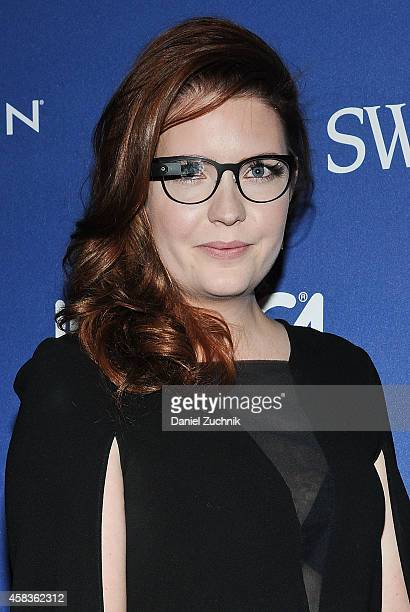 Senior Industrial Designer at Google Isabelle Olsson attends the 2014 ACE Awards at Cipriani 42nd Street on November 3 2014 in New York City