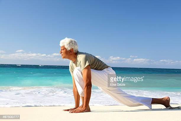 2 080 Indian Man Doing Yoga Photos And Premium High Res Pictures Getty Images