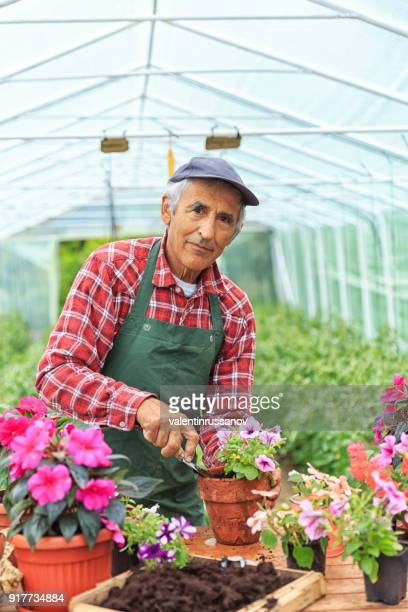 Mexican Gardener Stock Photo | Getty Images
