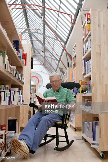Old Man Rocking Chair Stock Photos And Pictures Getty Images