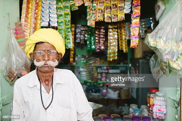 senior man, sabbalpura village - village stock pictures, royalty-free photos & images