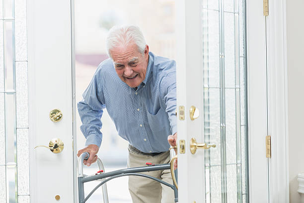 People Opening Doors : Free old people open door images pictures and royalty